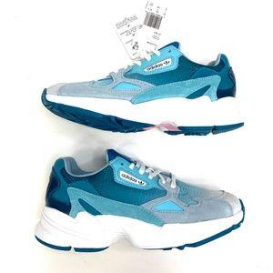 Adidas | Falcon Blue Hues Sneaker NEW